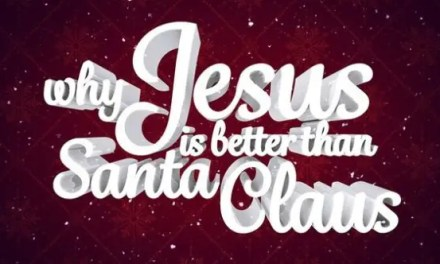 Do You Desire a Savior or a Santa Claus