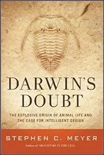 Darwin's Doubt: The Explosive Origin of Animal Life and the Case for Intelligent Design by Stephen C. Meyer $1.99