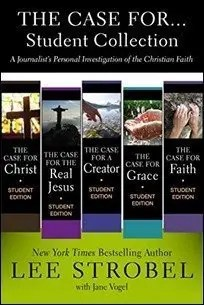 The Case for...Student Collection: A Journalist's Personal Investigation of the Christian Faith (5 books in 1) by Lee Strobel $1.99
