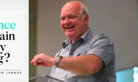 John Lennox: Can Science Explain Everything?