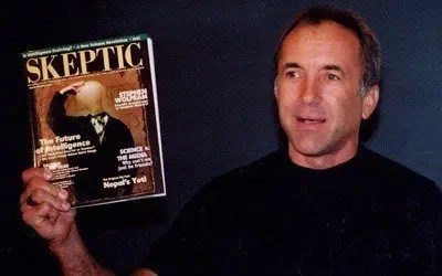 It seems that Skeptic magazine isn't skeptical about everything