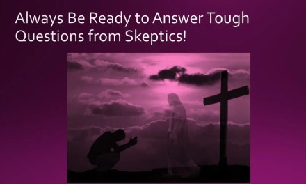 Christians Answer Questions