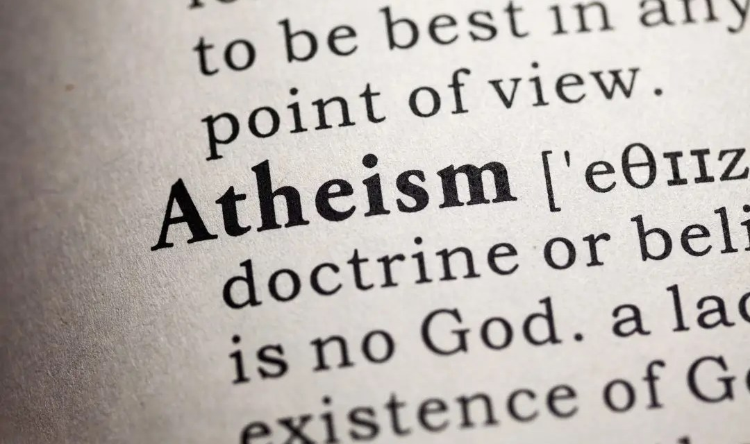 Is Atheism a Belief System?