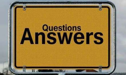 Why is Apologetics Needed? Part 1: Answers to Questions