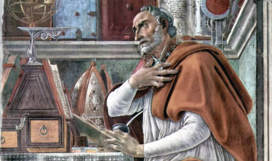 3 Things You May Not Know about St. Augustine the Writer