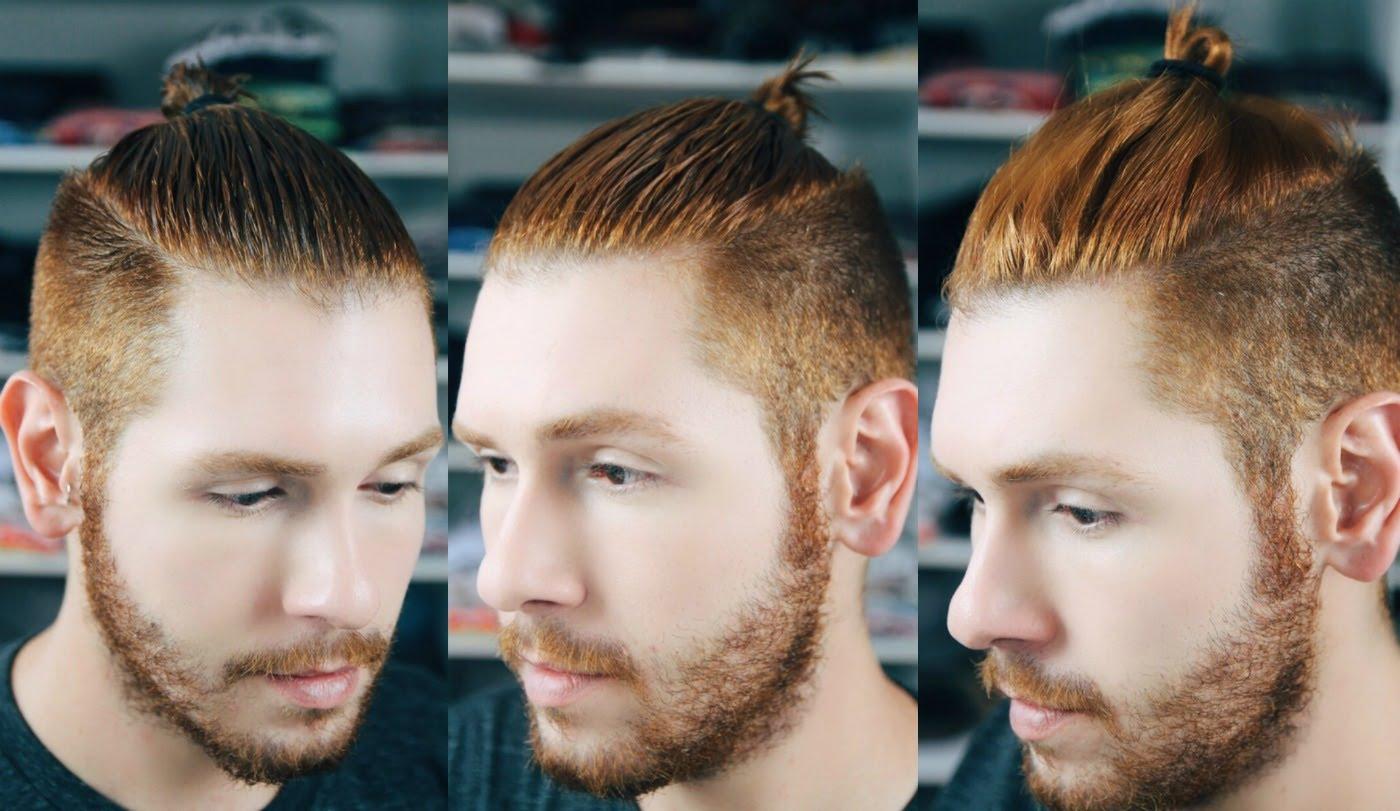 Cocuri Pentru Bărbați Modele De Coafuri Masculine De Tip Coc