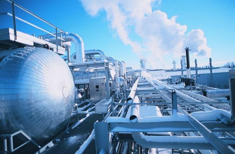 productie gaz natural