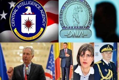 Sub masca luptei împotriva corupției, Statele Unite controlează România prin DNA, supravegheată de Ambasada SUA, mai exact de reprezentanții CIA