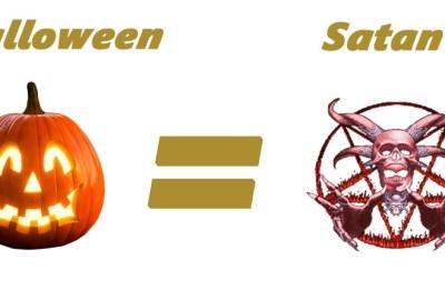 Halloween = satanism deghizat în distracție!