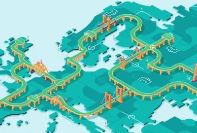 EURO 2020, sărbătoarea globalismului
