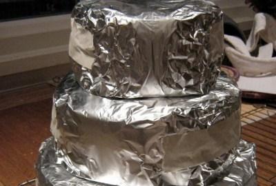 Cum se congelează tortul?