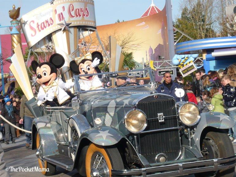 Minnie e Topolino ai walt Disney Studios