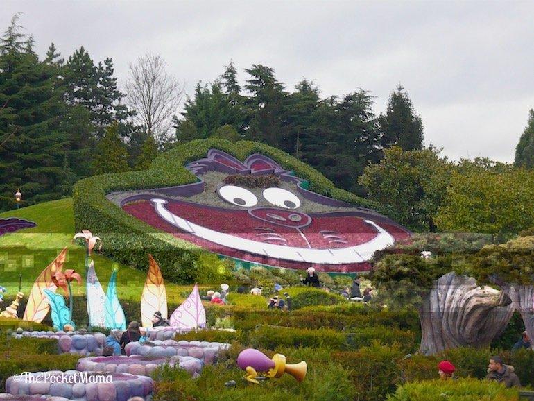 labirinto di Alice nel Paese delle Meraviglie