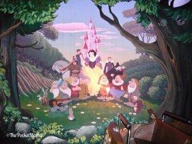 regno di Biancaneve a Disneyland Paris