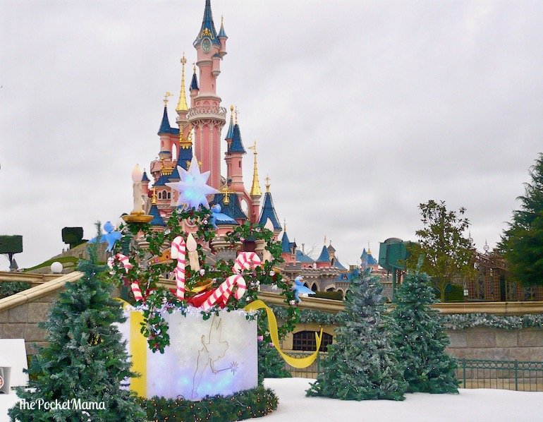 sleeping beauty castle a disneyland paris