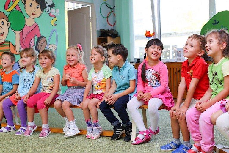 gemelli a scuola materna