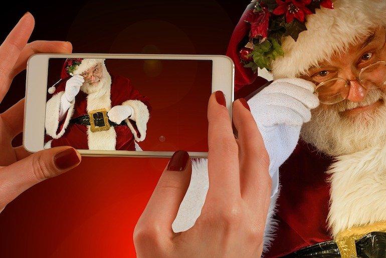Come ricevere un videomessaggio o una telefonata da Babbo Natale