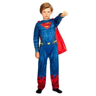 costume carnevale superman kiabi