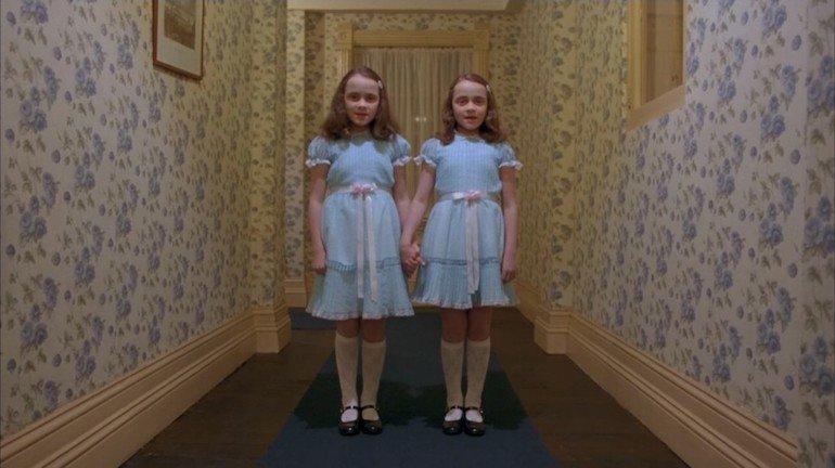 costumi gemelle shining