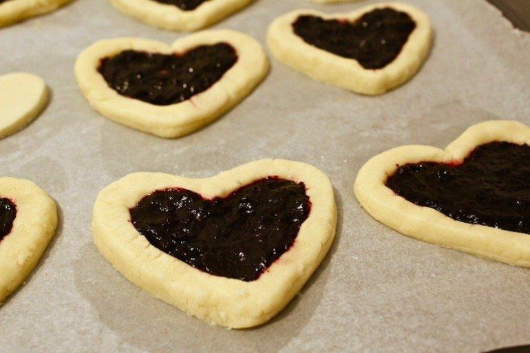 biscotti da infornare