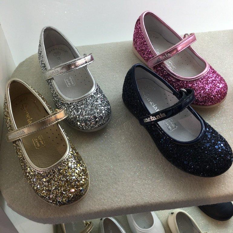 ballerine Melania glitter primavera estate 2017