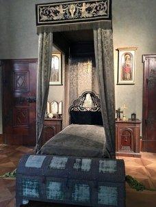 camera verde museo bagatti valsecchi