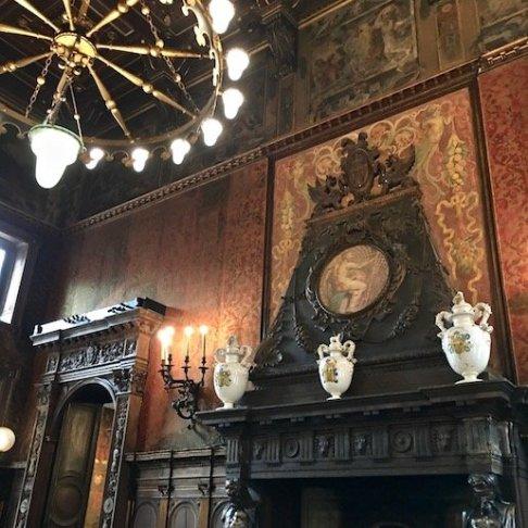 salone casa museo Bagatti Valsecchi