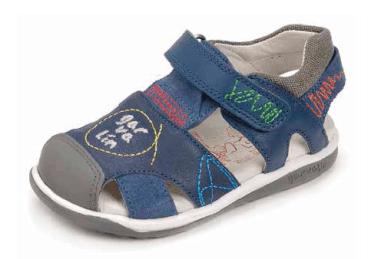 sandal boy blu garvalin SS 2017