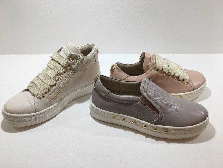 sneakers bambina jarrett SS 2017
