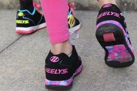 Heelys scarpe con le rotelle