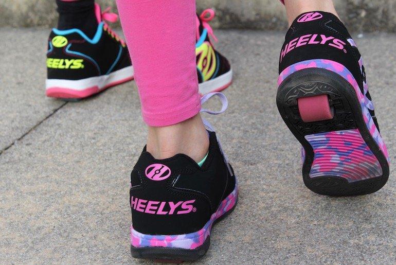 new arrival 1b474 ab5ef Heelys: le scarpe con le rotelle | The Pocket Mama