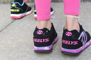 scarpe con le rotelle heelys