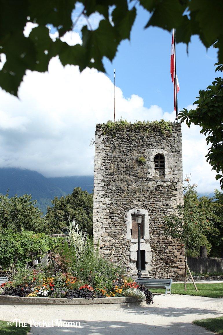 Torre Saracena Conflans