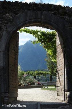 portale giardini pubblici Conflans