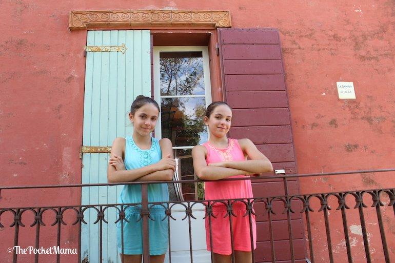 ingresso de la casa rossa di alfredo panzini