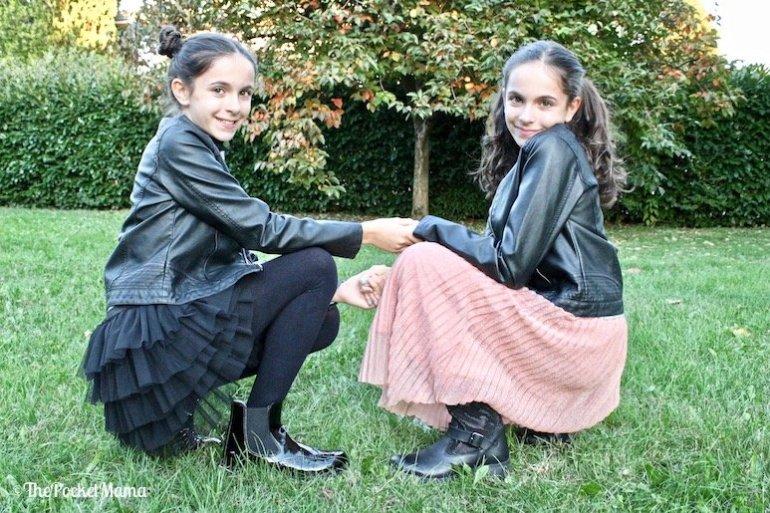 stivaletti da bambina super rock autunno inverno 2017-2018 Melania