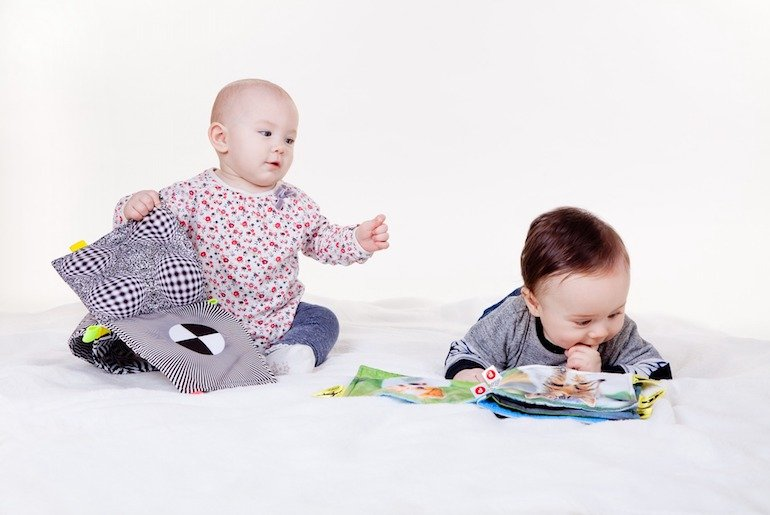 Regali per i gemelli istruzioni per amici e parenti the for Regali per amici