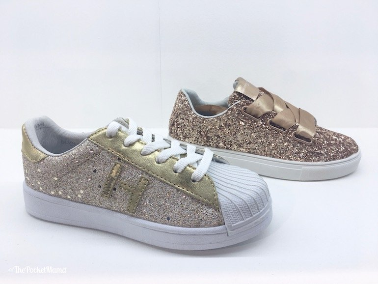 sneakers glitterate Silvian Heach SS 2018