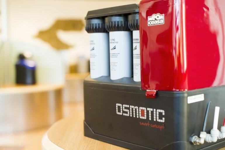 IWM Osmotic purificatore a osmosi inversa