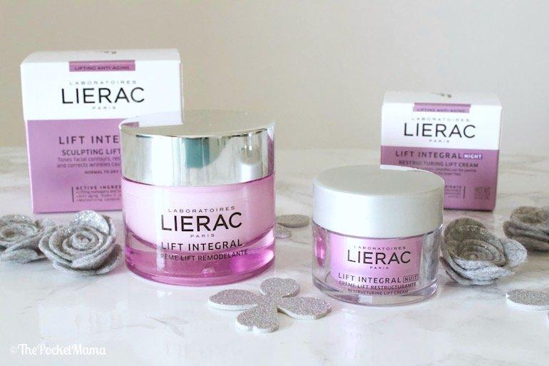 Lierac Lift Integral crema giorno e crema notte