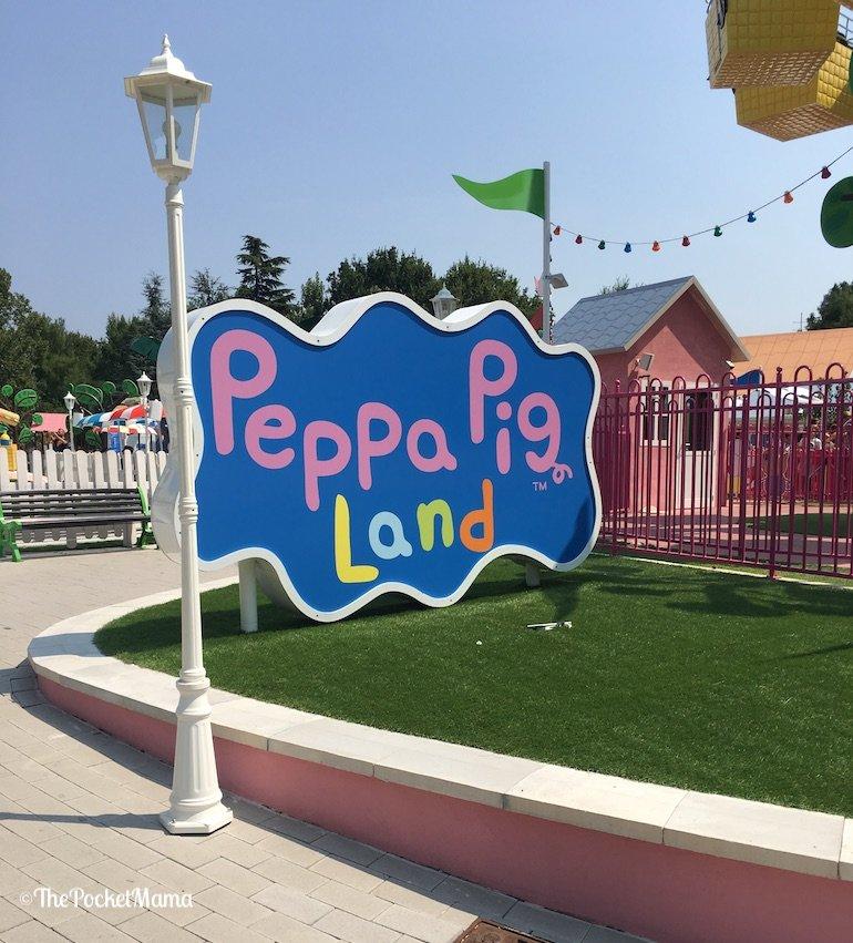 Peppa Pig Land Gardaland