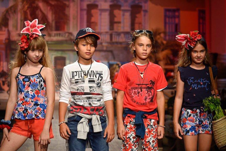 Tendenze moda bambini spagnola primavera-estate 2019