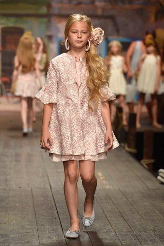 vestito rosa Tartaleta SS 2019