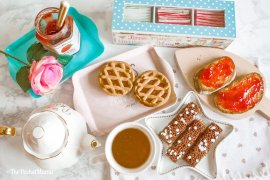 colazione con prodotti Giusto senza glutine