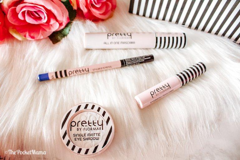 prodotti make-up occhi Pretty by Flormar
