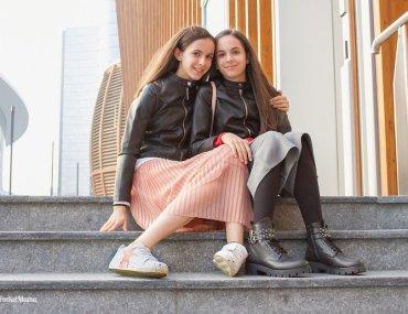 scarpe per teenager Melania autunno inverno 2018