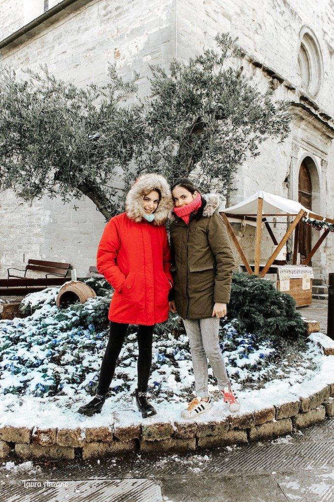 Nicole e Michelle a Bagno di Romagna