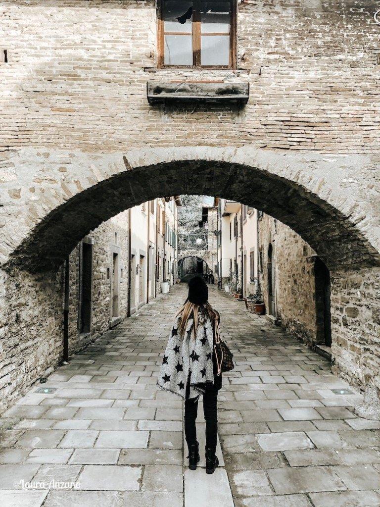 centro storico di Bagno di Romagna