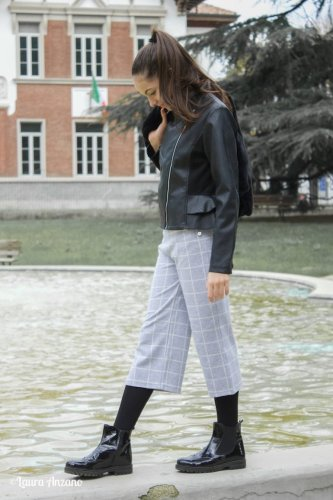 outfit iDO chic autunno inverno 2018 2019