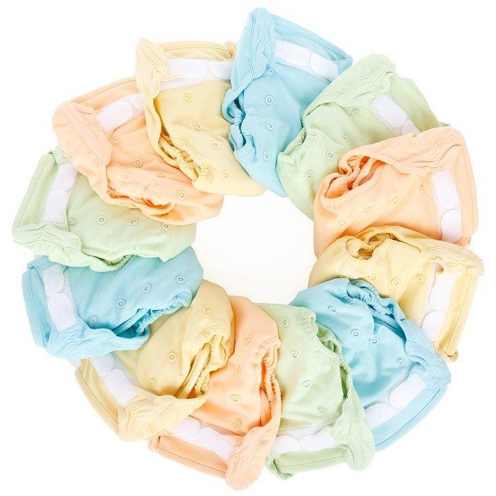 pannolini lavabili per risparmiare